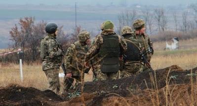 ВСУ на Донбассе пресекли попытку прорыва диверсионной группы