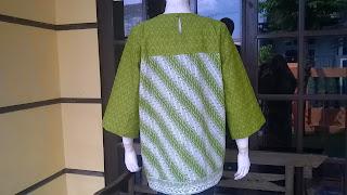 blouse batik garutan