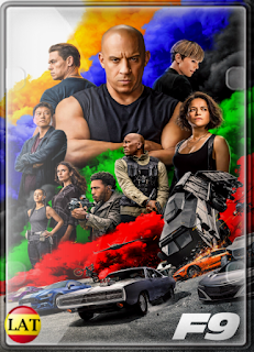 Rápidos y Furiosos 9 (2021) DVDRIP LATINO