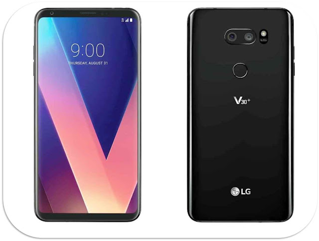 LG V30 Plus review and photos
