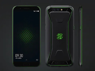 Xiaomi Black Shark smartphone, Xiaomi Black Shark, Black Shark, Black Shark Gaming smartphones, Black Shark Gaming, news, gaming, games, game, smartphones, smartphones from Xiaomi, Xiaomi,