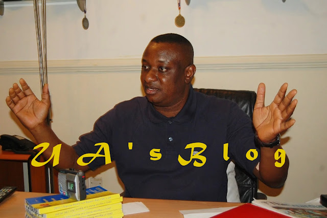 Second coming: Keyamo to appear again in NASS over 774,000 jobs controversy