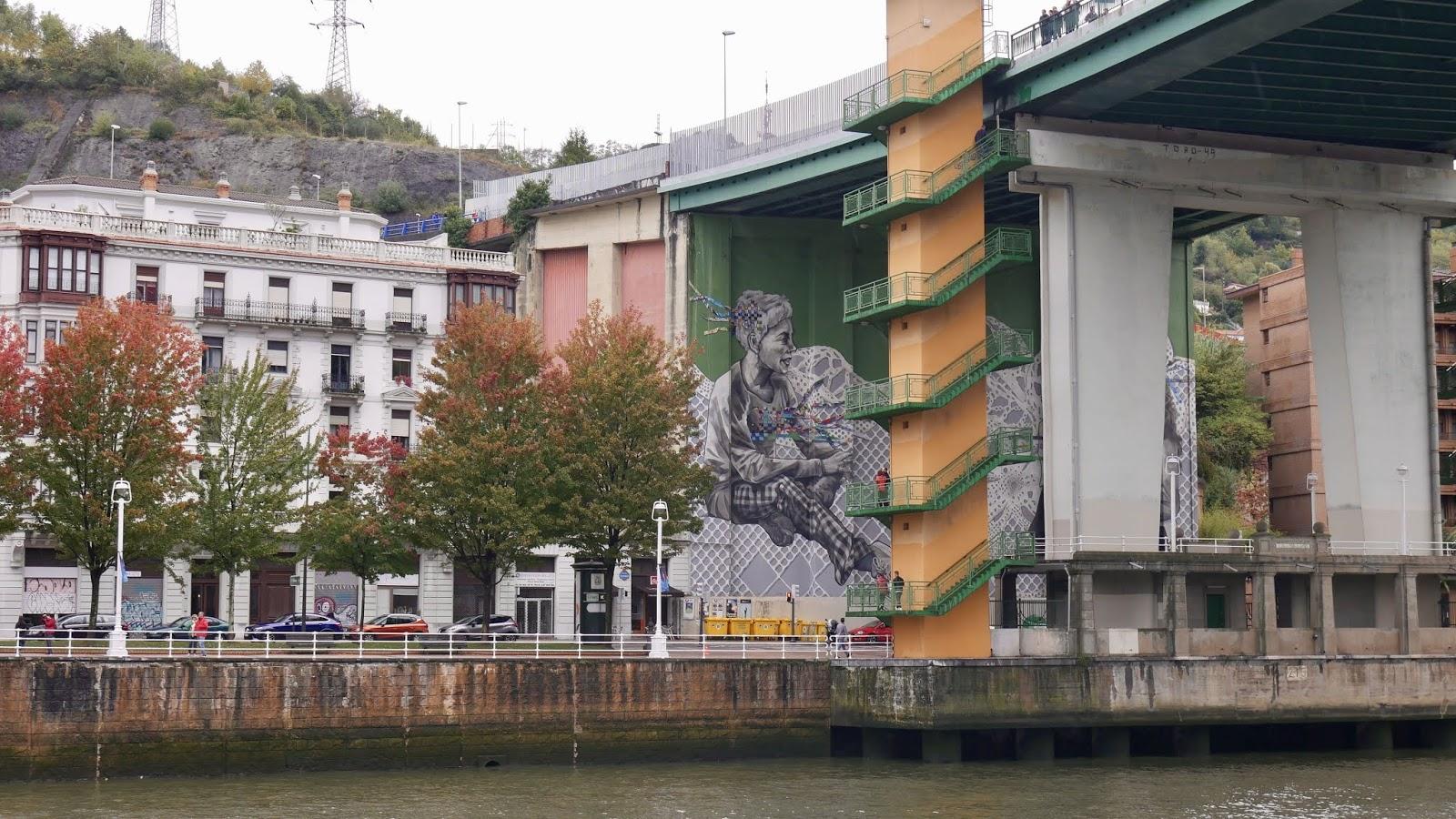 Ria de Bilbao Pais Vasco España