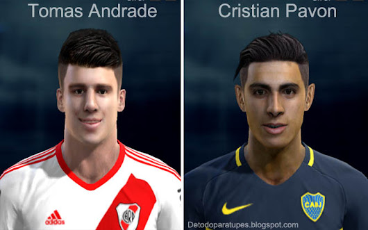 PES 2013 Mini Facepack By Vicen & Frank