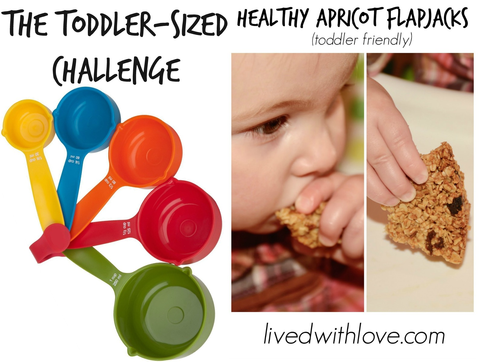 Toddler-sized challenge