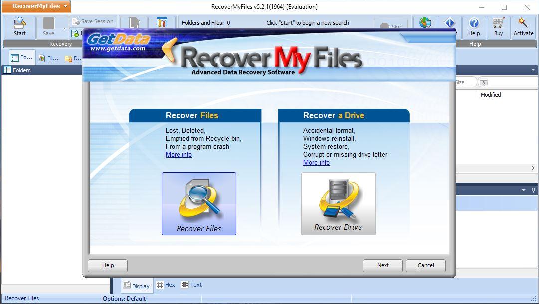 برنامج استرجاع الملفات المحذوفة من الكمبيوتر بعد الفورمات