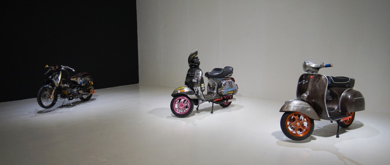 Custom Motorcycle Shops Near Me - Vespa Custom