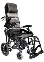 Karma VIP 515 Wheelchair