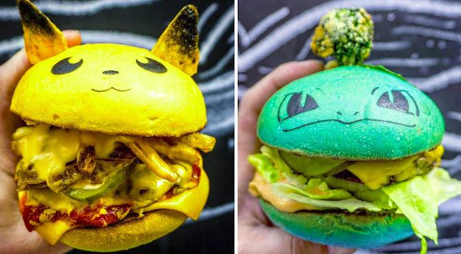 Spooning Australia Pokeburgers