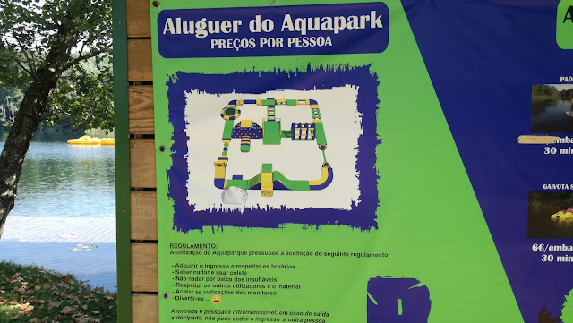 Aluguer do Aquapark - Adaúfe