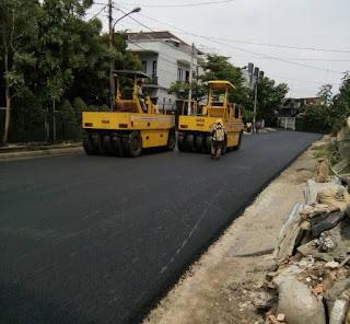 Pemborong Aspal, Jasa Pemborong Aspal, Jasa Pengaspalan Jalan