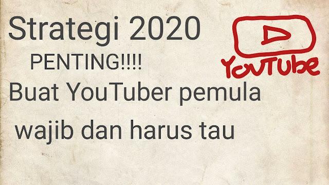 3 faktor penting youtuber