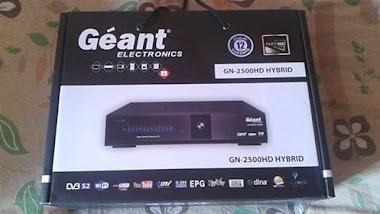 عاجل تحديث جديد 2.26 geant 2500 hybrid