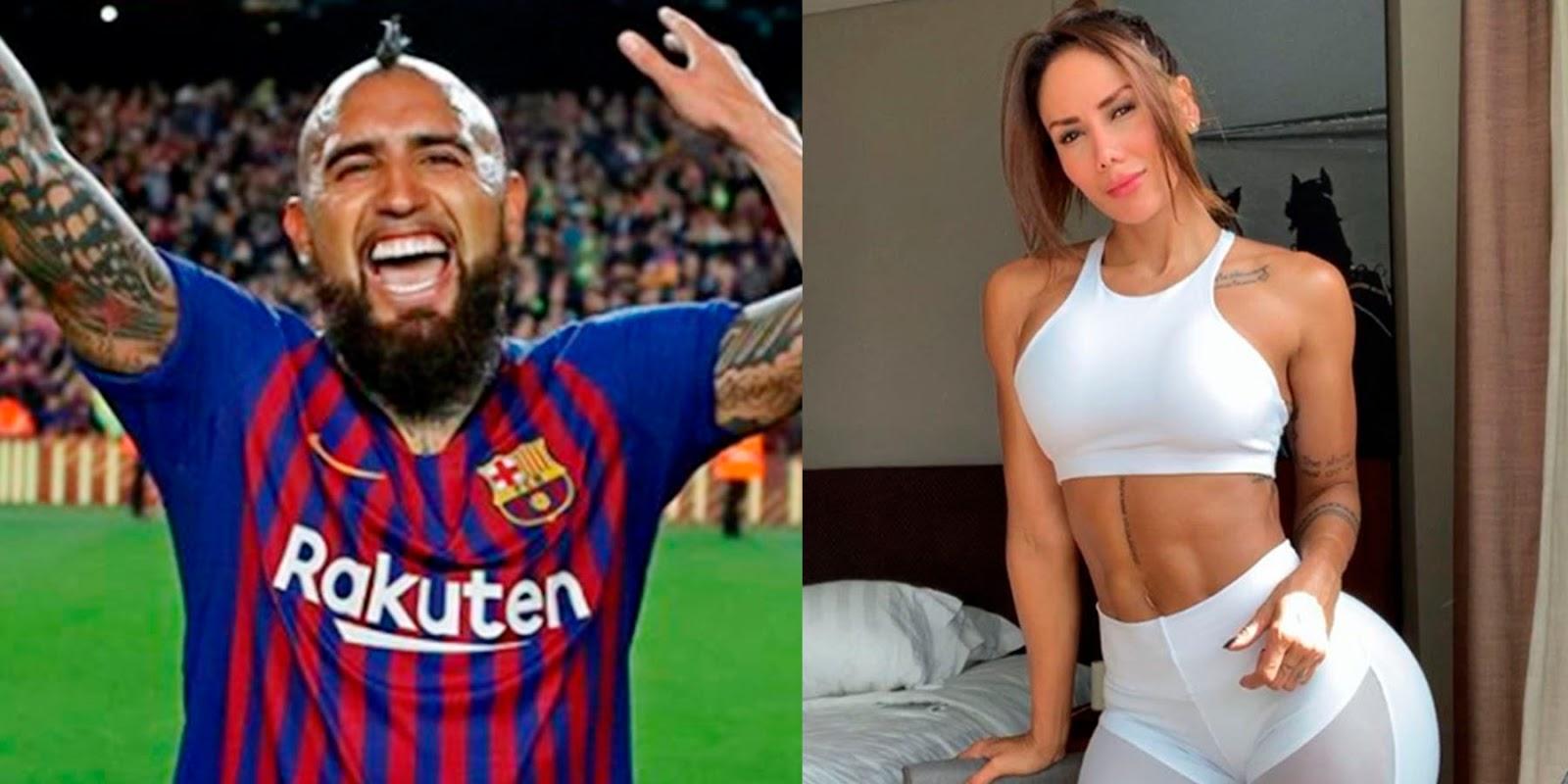 Nguyên nhân thành tích tệ hại từ đầu mùa của Barca đá hé lộ một phần nguyên nhân. Vợ Lionel Messi và bồ của Arturo Vidal đang xích mích với nhau trên mạng xã hội.