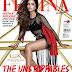 Bollywood Beauty Deepika Padukone Latest Magazine Photoshoot