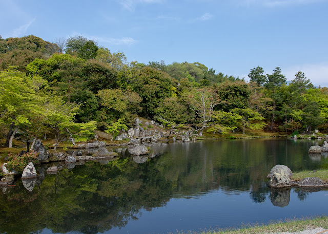 Tenryuji Temple Grounds