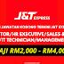 Jawatan Kosong Terkini J&T Express (Malaysia).