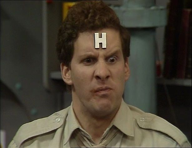 Chris Barrie as Arnold Rimmer