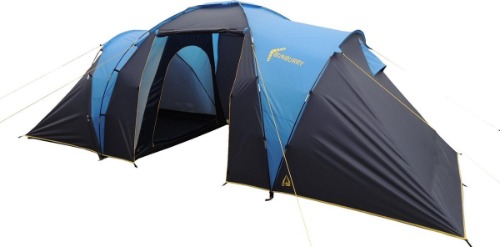 Beste 6 persoons tent test Best Camp