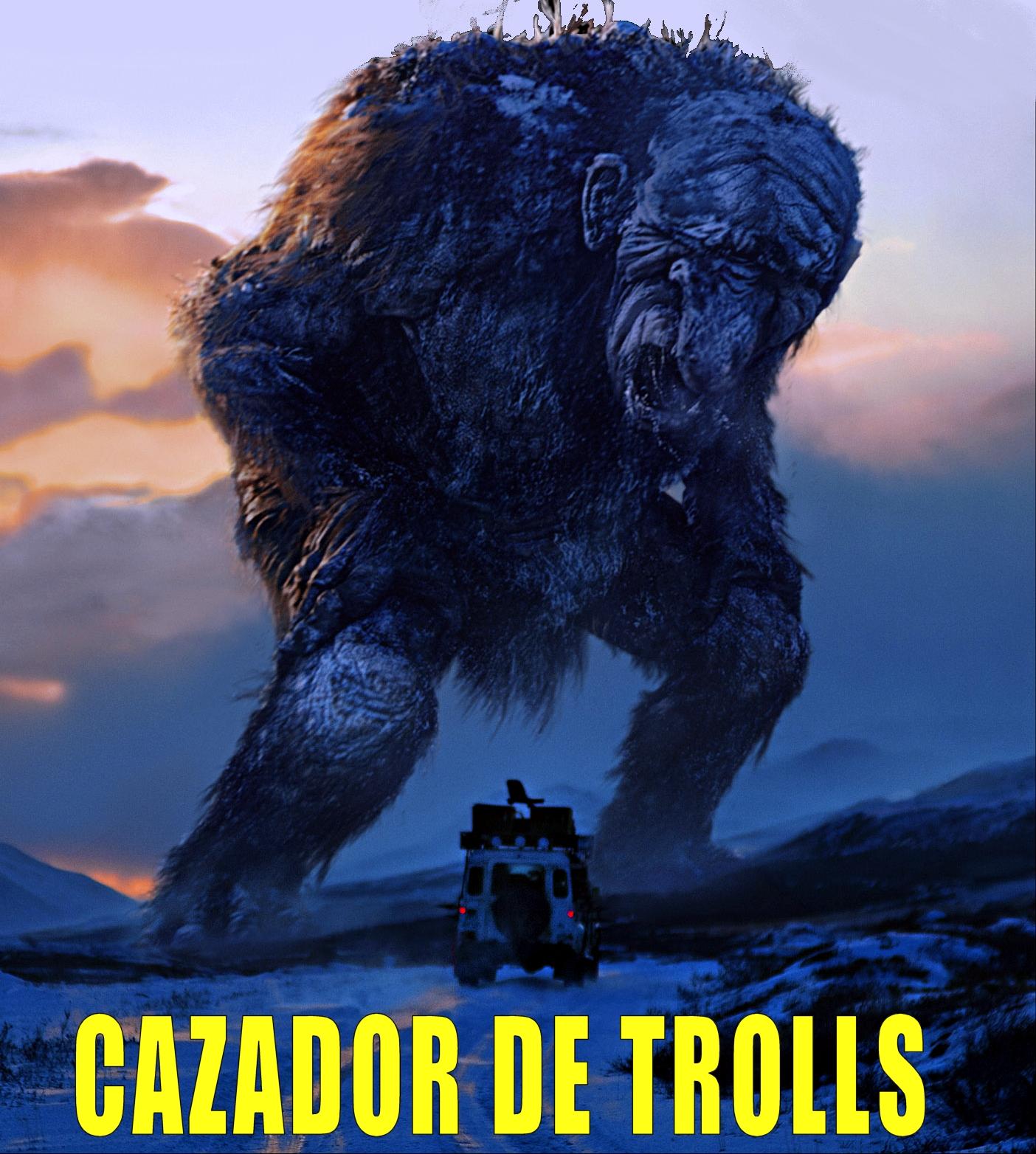 Pelicula Cazador De Trolls 2010 Audio Latino