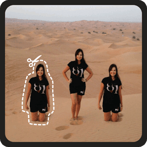 Download Cut Paste Photo Seamless Edit Pro mod apk Terbaru