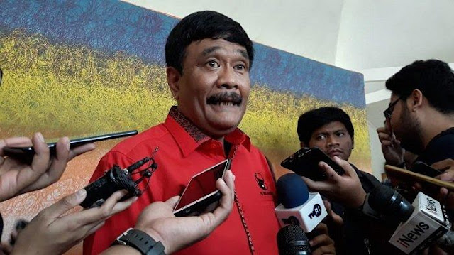 Bela Akhyar Nasution, Demokrat: Djarot, Djarot, Bukannya yang Berambisi Kekuasaan Itu Jokowi?