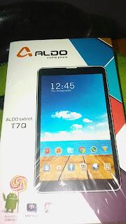 Firmware Aldo T7Q Tested