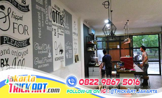 Contoh Lukisan Dinding Cafe, Tembok Cafe, Dinding Cafe Unik, Interior Dinding Cafe, Desain Cafe Mini, Dekorasi Cafe Unik, Desain Cafe Unik Sederhana, Hiasan Dinding Cafe