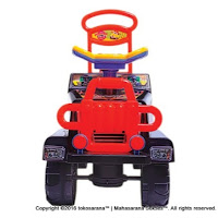 Mobil Mainan Anak SHP SMJ572 Super Music Jeep