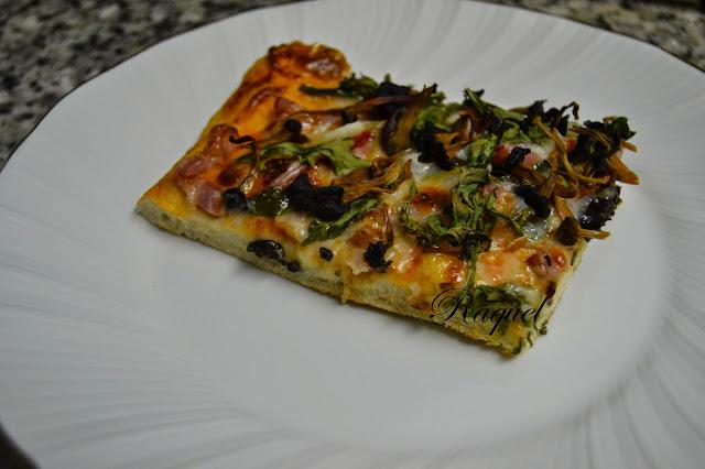 Fantástico Cocina De Pizza Califonia Cresta - Ideas para Decoración ...