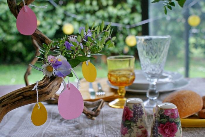 pasqua tavola idee diy francinesplaceblog