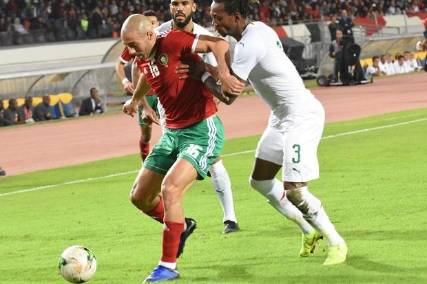 CAN 2019: Le Maroc s'impose face au Cameroun