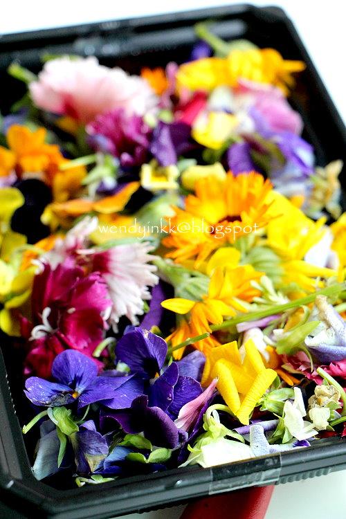 Fresh Flower Cake Toppers Diy