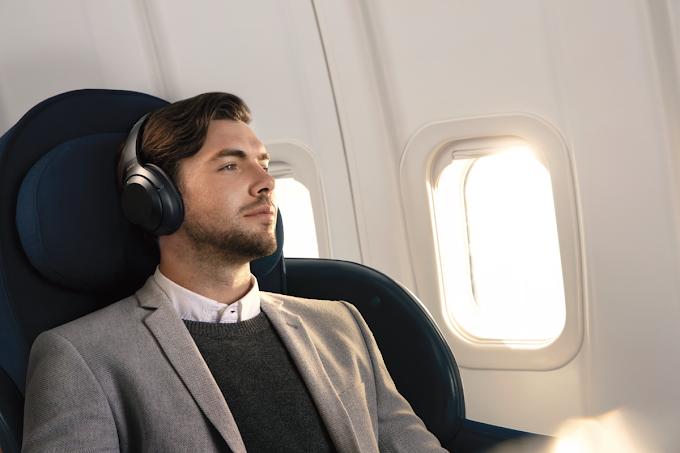 Disfruta tu música con los audífonos WH-1000XM3 de Sony