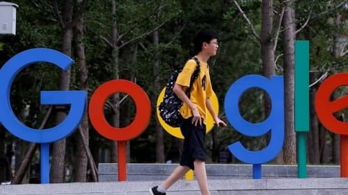 Although Google is banned China prefers Chrome