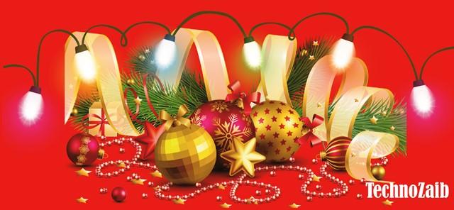 Visit a Christmas market or garden center