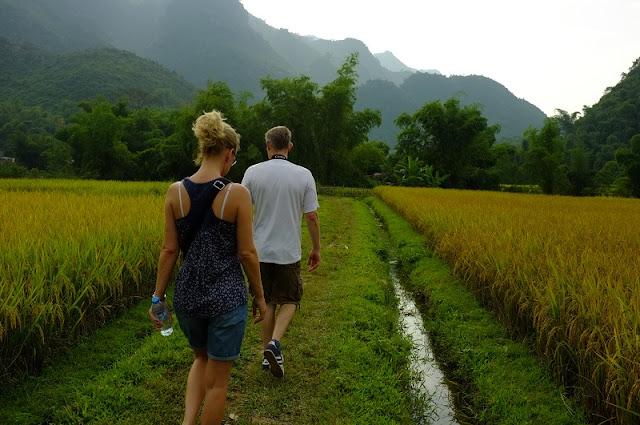 Conquer northern Vietnam with your feet 2