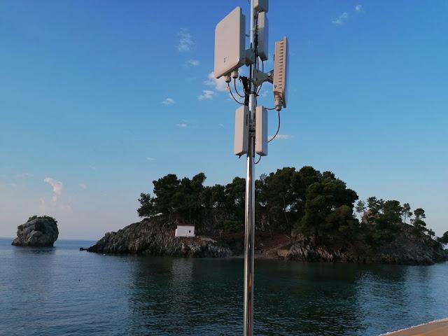Πρέβεζα: Δωρεάν Wi-Fi Σε Κεντρικά Σημεία Του Δήμου Πάργας