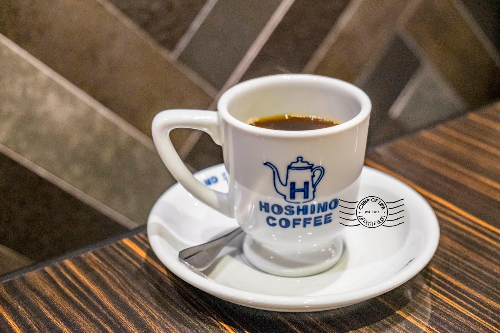 Hoshino Coffee @ Queensbay Mall, Penang