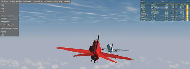 FlightGear | Simulator gratuit de zbor