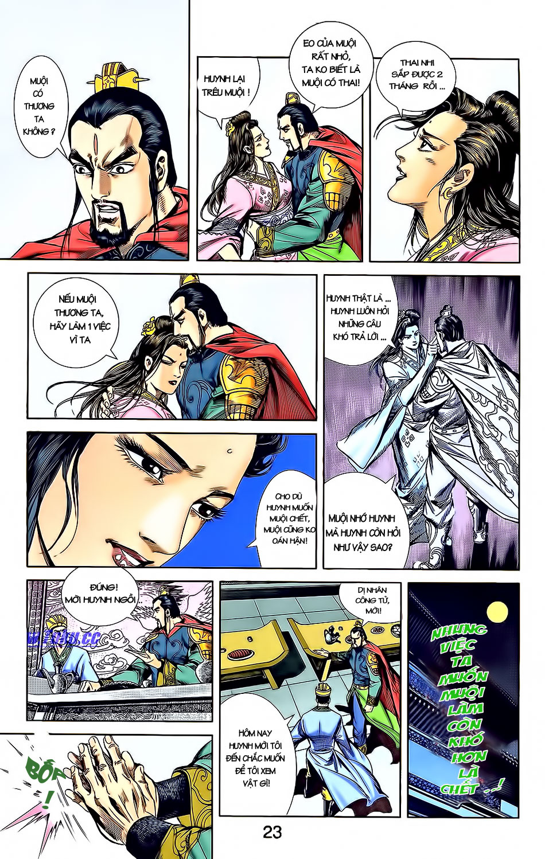 Tần Vương Doanh Chính chapter 3 trang 25