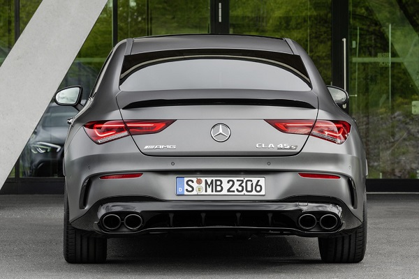 nuevo Mercedes-AMG CLA 45 S 4Matic 2019