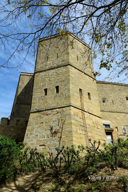 Torre de la muralla de Laguardia, Álava