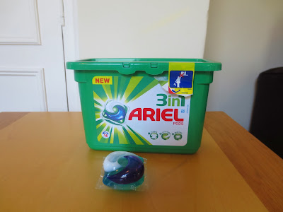 Ariel 3in1 pods - A review