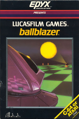 Portada videojuego Ballblazer