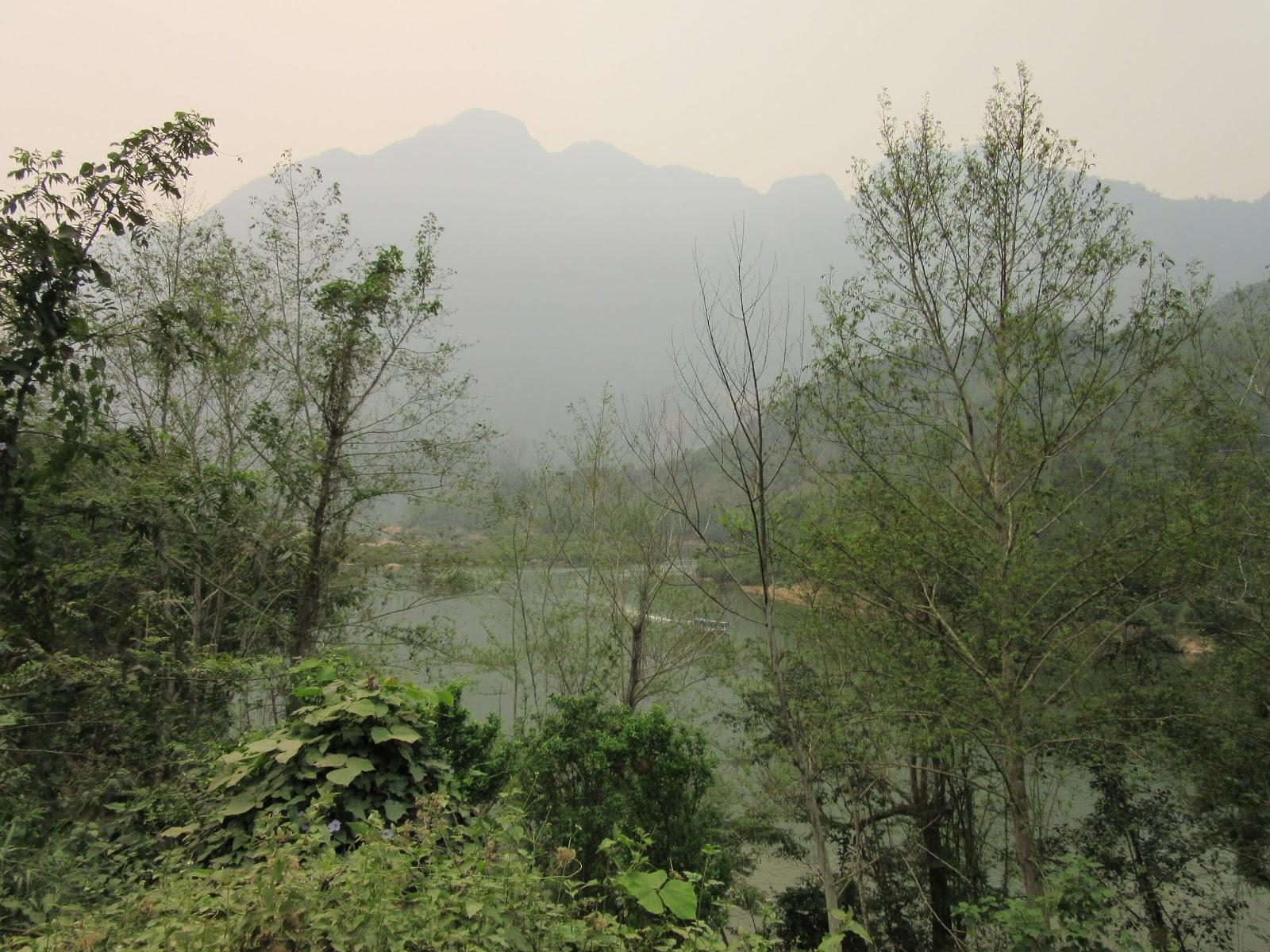 Alrededores de Nong Khiaw, Laos