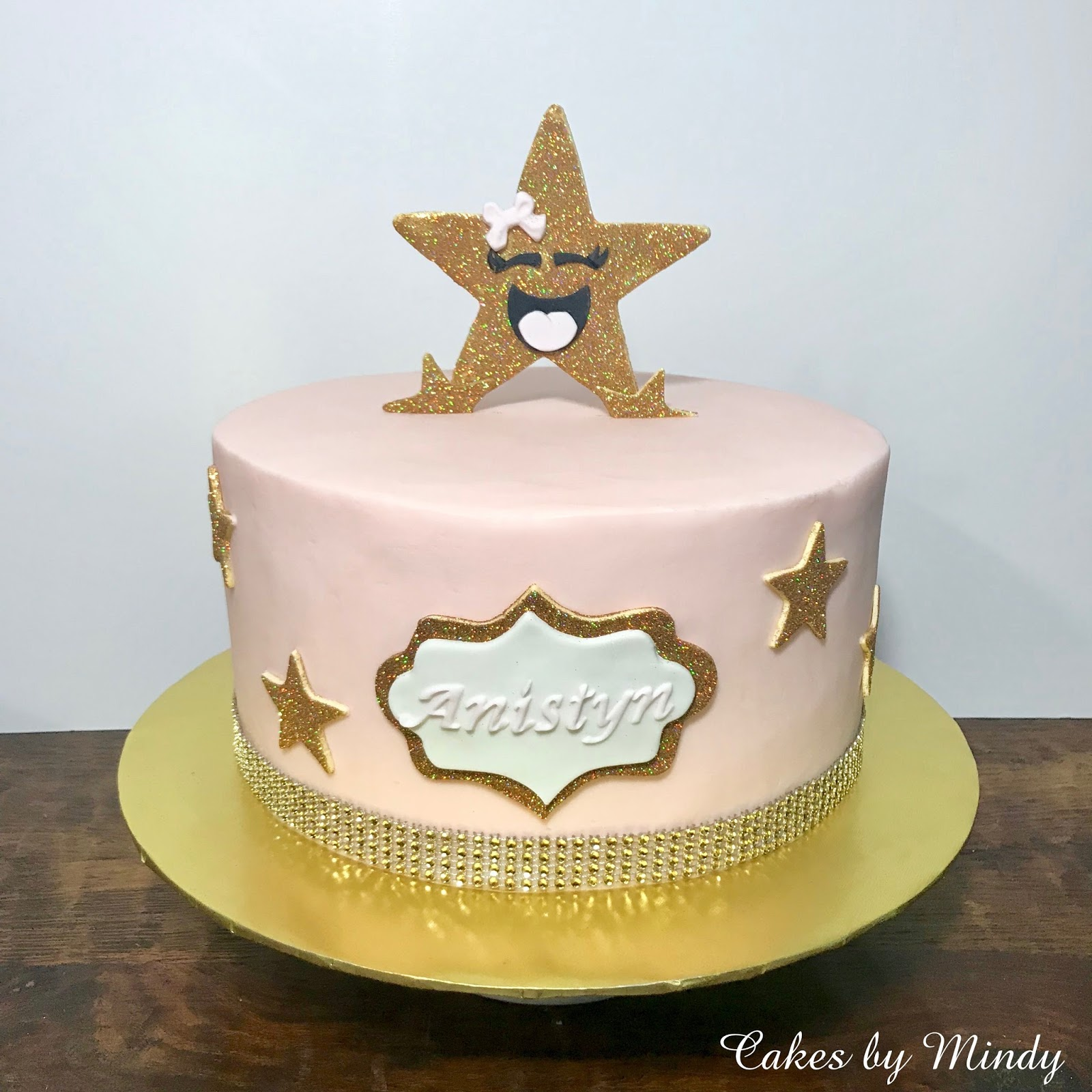 Cakes By Mindy Twinkle Twinkle Little Star Cake 10