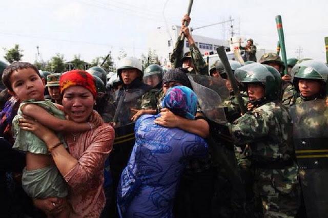 China Terapkan Kebijakan, Cegah Umat Islam Xinjiang Berpuasa Selama Ramadhan