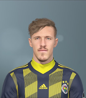 PES 2020 Faces Max Kruse by EmreT