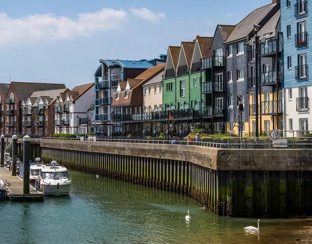 Littlehampton West Sussex, England